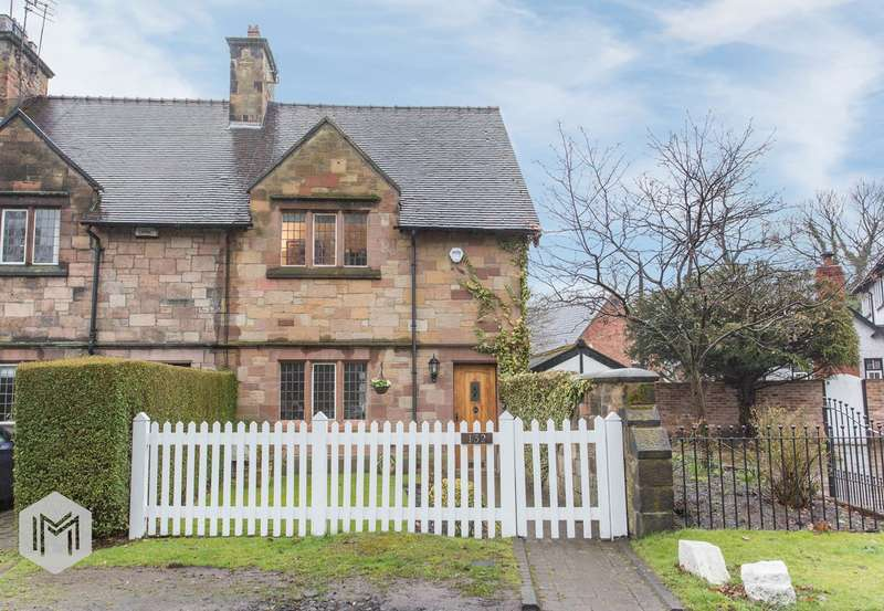 3 Bedrooms Cottage House for sale in The Green, Worsley, Manchester, M28