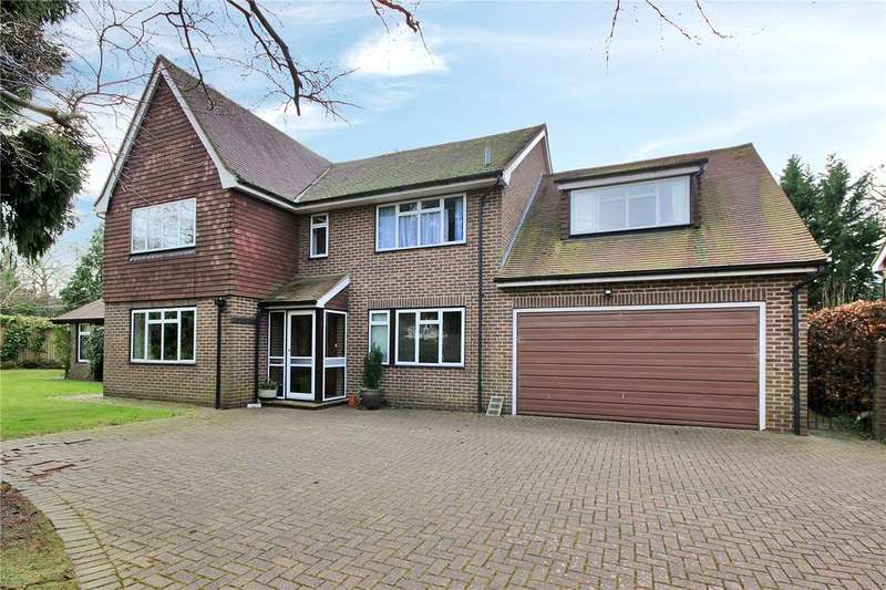 5 Bedrooms Detached House for sale in Rodmell Road, Tunbridge Wells, Kent, TN2