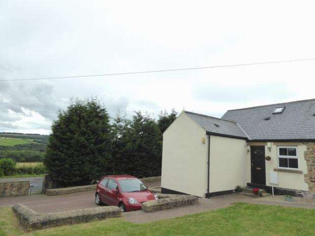2 Bedrooms End Of Terrace House for sale in Valley View Farm, Ushaw Moor, Dh7