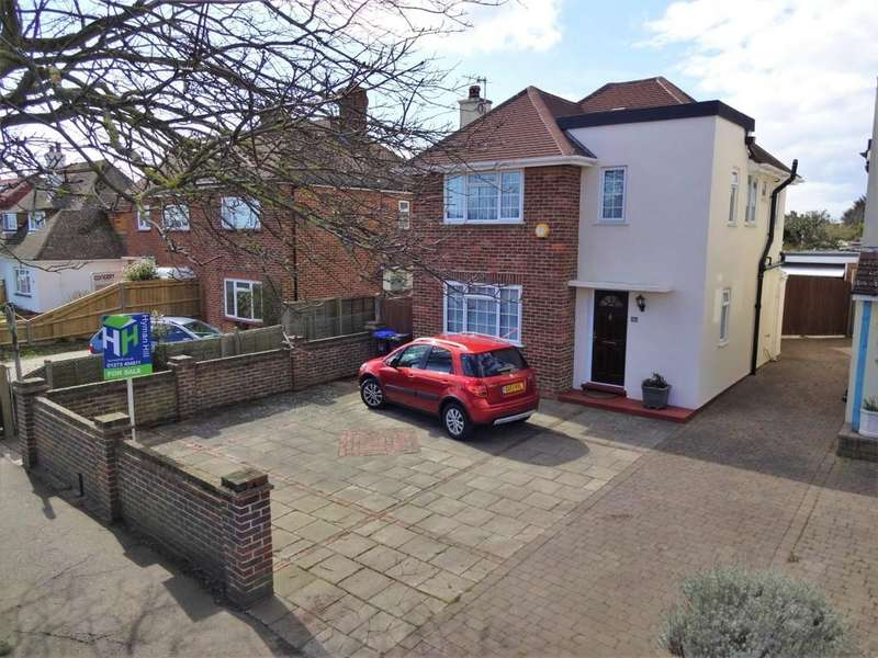 3 Bedrooms Detached House for sale in Kingston Lane, Shoreham-by-Sea