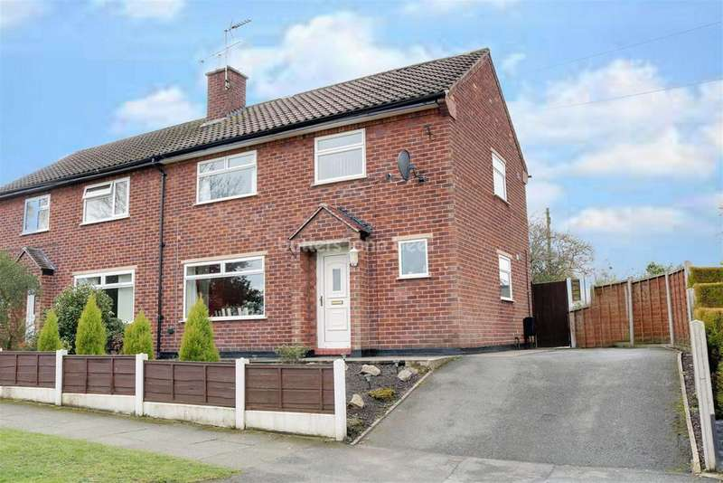 3 Bedrooms Semi Detached House for sale in Ellesmere Road, Leftwich