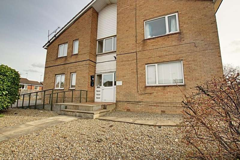 1 Bedroom Flat for rent in Hawksway , Sheffield, S21