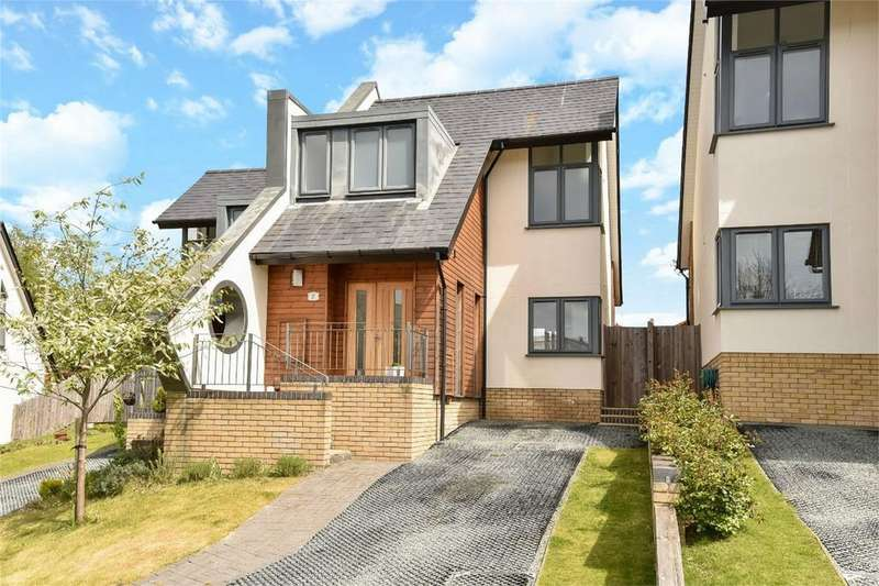 2 Bedrooms Semi Detached House for sale in Kings Worthy, Winchester, Hampshire