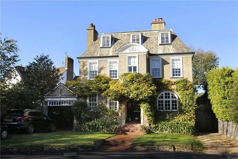 6 Bedrooms Detached House for sale in Belvedere Drive, Wimbledon Village, London, SW19