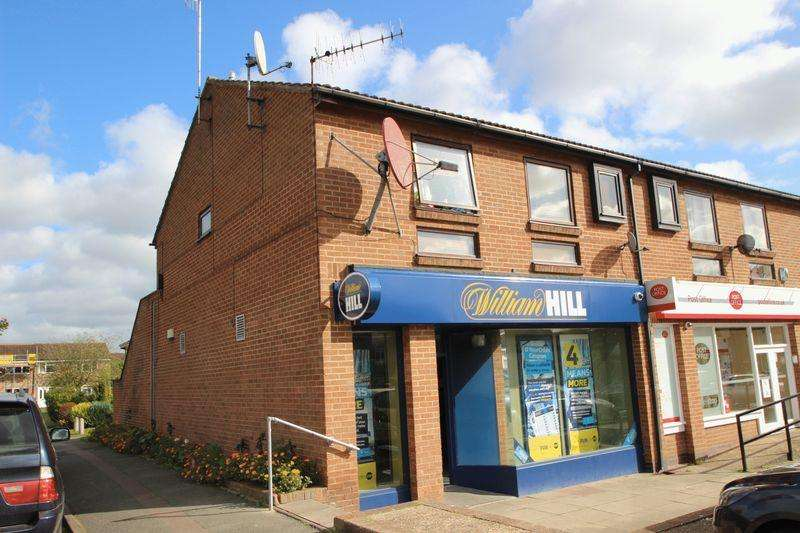 2 Bedrooms Flat for sale in Drayton Avenue, Stratford-Upon-Avon