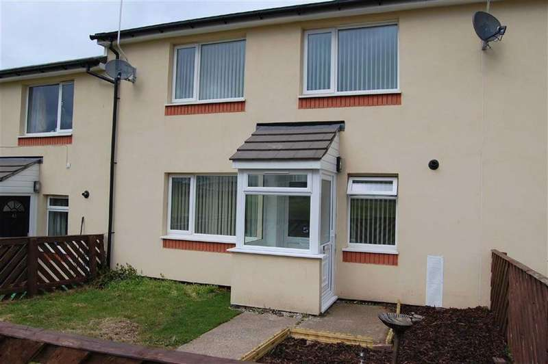 3 Bedrooms Terraced House for sale in Mor Awel, Old Colwyn, Colwyn Bay