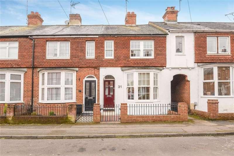 3 Bedrooms House for sale in George Street, Basingstoke, RG21