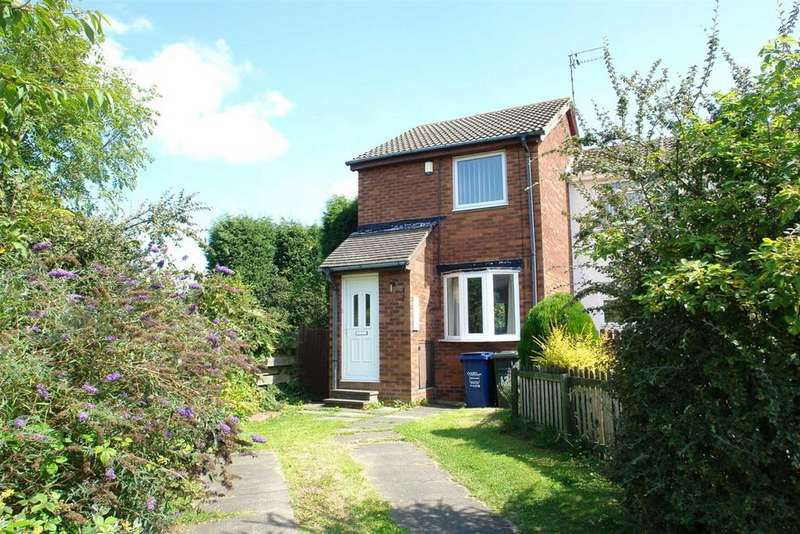 2 Bedrooms End Of Terrace House for sale in Stuart Court, Kingston Park, Newcastle Upon Tyne