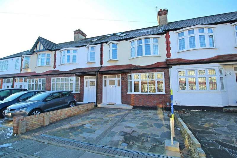 4 Bedrooms Terraced House for sale in Blakesware Gardens, London