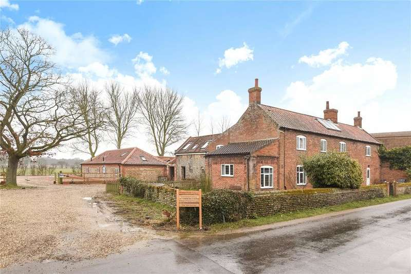 9 Bedrooms Detached House for sale in Church Farm Road, East Ruston, Norwich