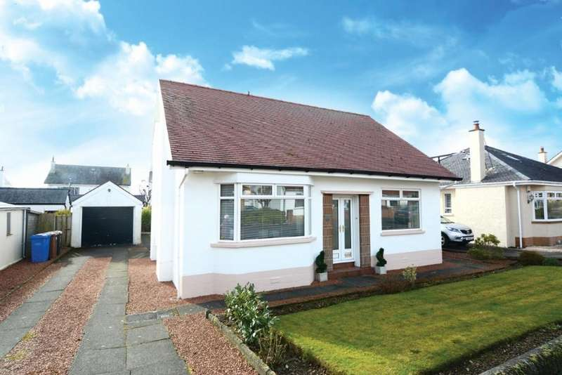 3 Bedrooms Detached House for sale in 1 Mansefield Crescent, Largs, KA30 8QJ