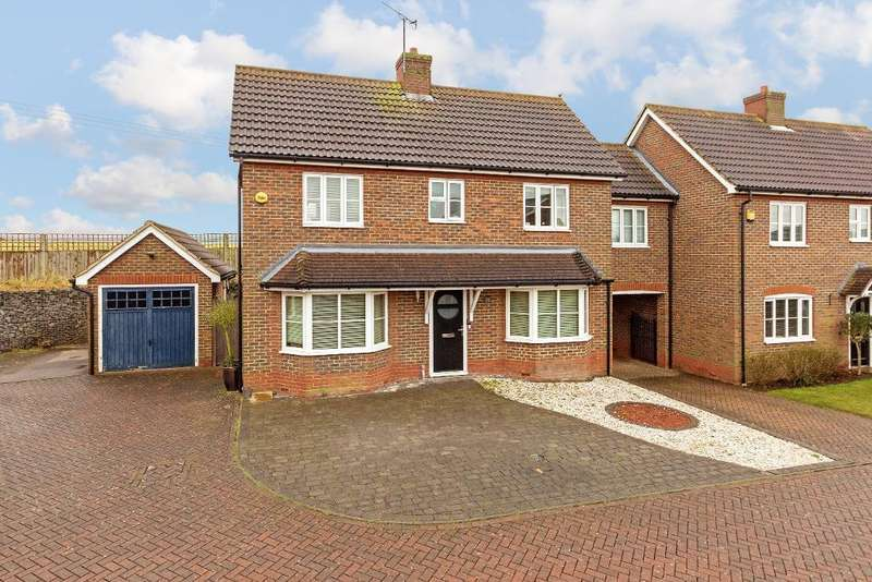 3 Bedrooms Link Detached House for sale in Gardeners Close, Maulden, Bedfordshire, MK45 2DY