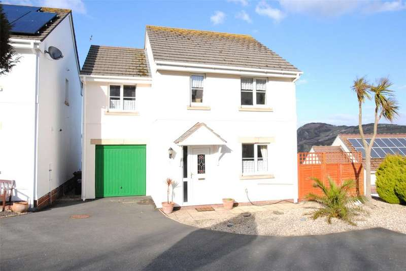 3 Bedrooms Detached House for sale in Mount View, Ilfracombe