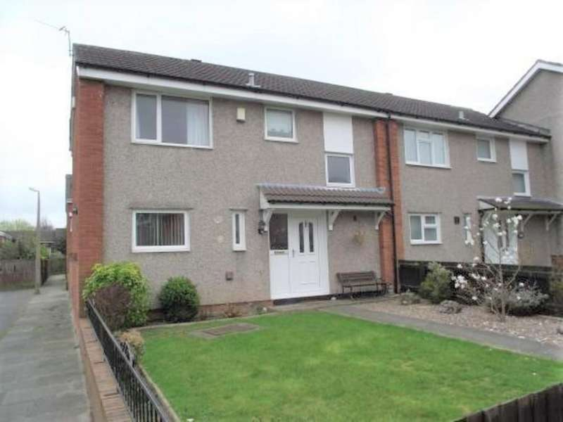 3 Bedrooms End Of Terrace House for rent in Friars Close, Bebington