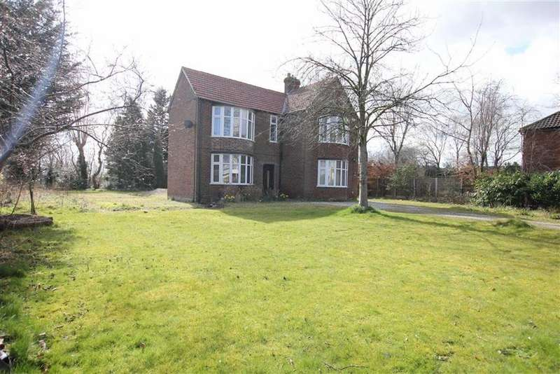 3 Bedrooms Detached House for sale in Blacon Point Road, Blacon, Chester
