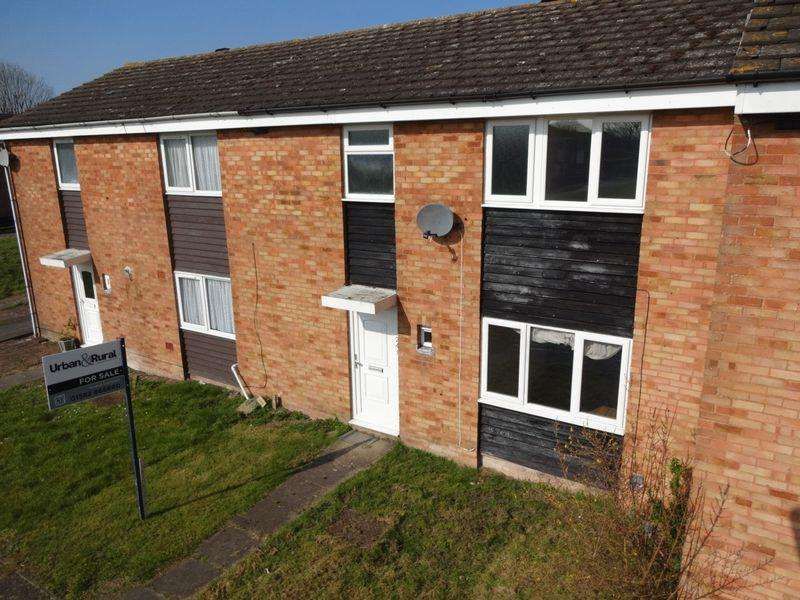 3 Bedrooms Terraced House for sale in Houghton Regis.