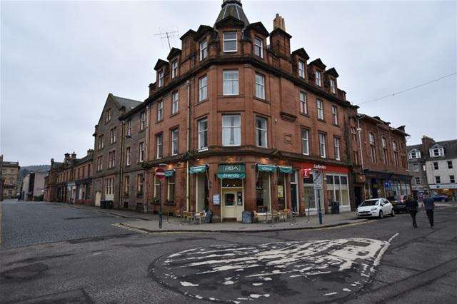 1 Bedroom Flat for sale in King Edward Street, Perth