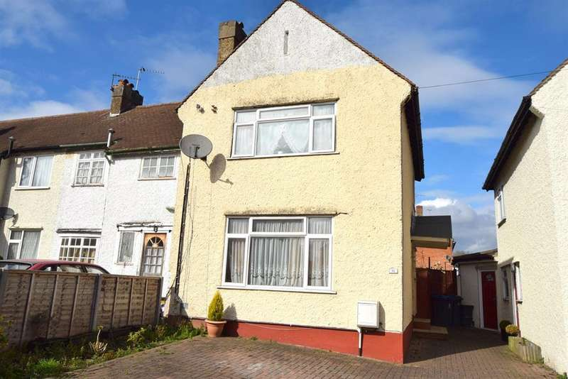 3 Bedrooms End Of Terrace House for sale in Priory Road, KT9 1EF