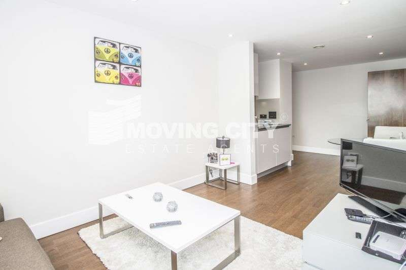 1 Bedroom Apartment Flat for sale in Crawford Building, One Commercial Street, Aldgate, E1