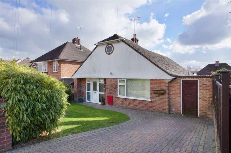 2 Bedrooms Bungalow for sale in Two bedroom bungalow with attractive garden in established road