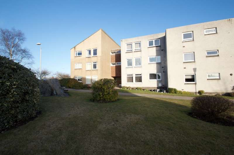 2 Bedrooms Apartment Flat for sale in Grampian Gardens, Dyce, AB21