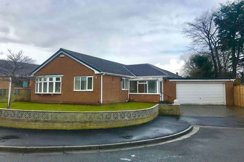 3 Bedrooms Detached Bungalow for sale in Boston Drive, Marton-In-Cleveland, Middlesbrough, TS7