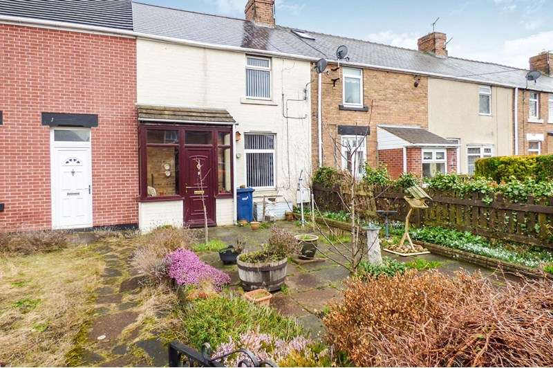 2 Bedrooms Property for sale in Barrack Row, Shiney Row, Houghton Le Spring, Tyne and Wear, DH4 7LH