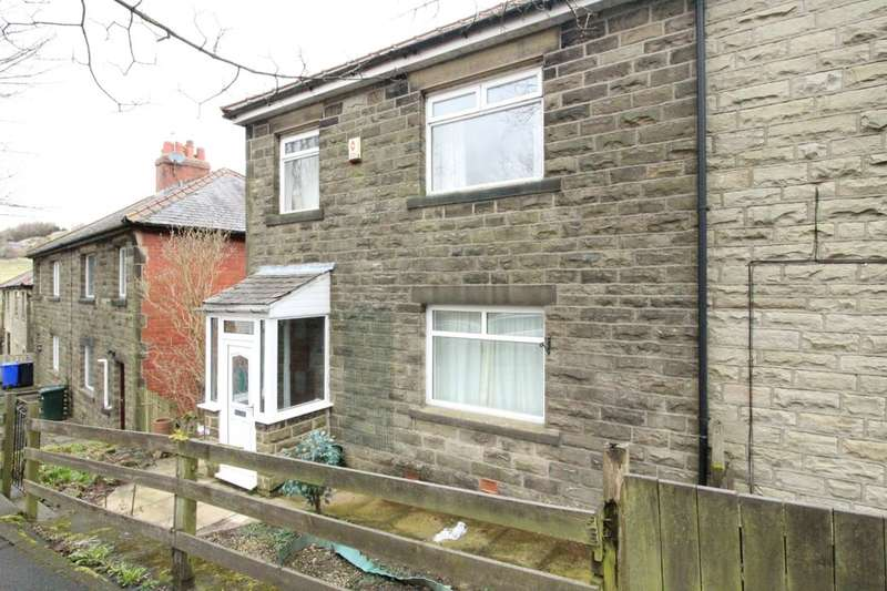 3 Bedrooms Semi Detached House for sale in Booth Road, Bacup, OL13