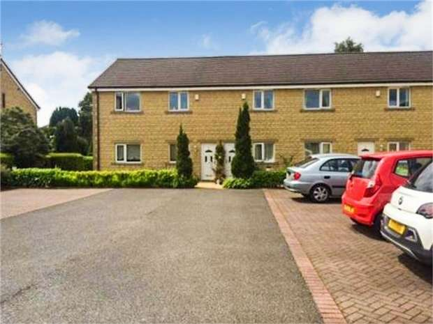 2 Bedrooms Flat for sale in Meadow Bank Mews, Nelson, Lancashire