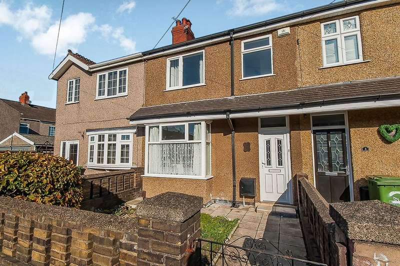 2 Bedrooms Terraced House for sale in Huddleston Road, Grimsby, DN32