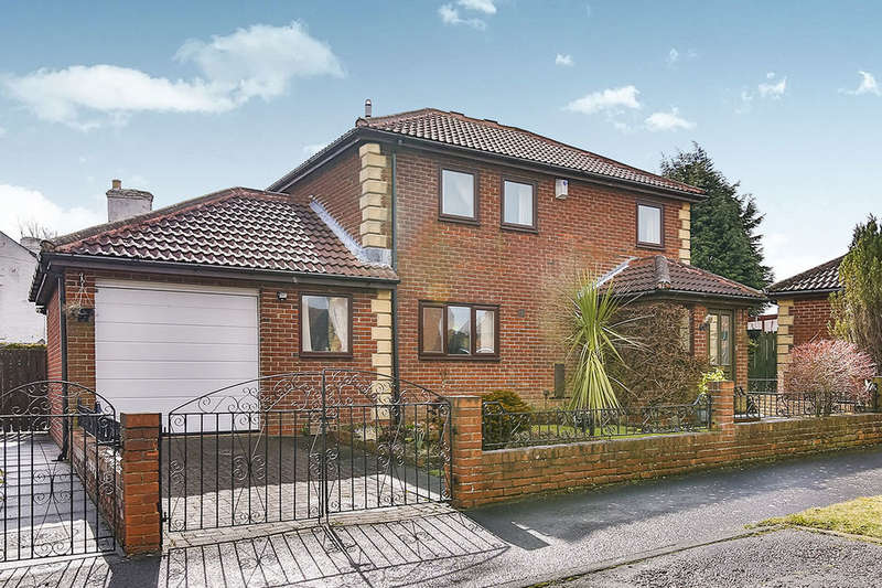 3 Bedrooms Detached House for sale in Collingdon Green, High Spen, Rowlands Gill, NE39