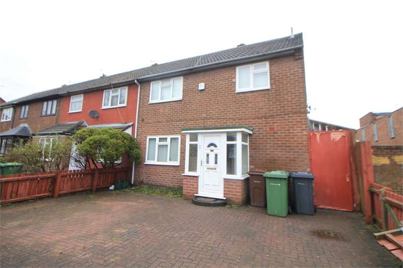 4 Bedrooms End Of Terrace House for sale in Coventry Avenue, NETHERTON, Merseyside