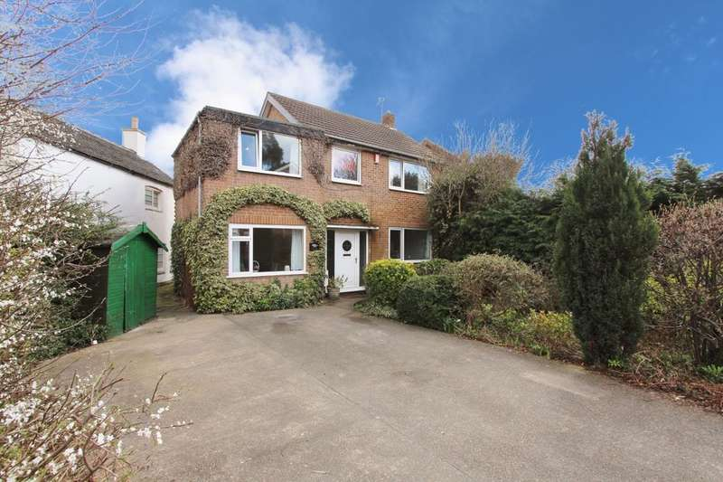 4 Bedrooms Detached House for sale in High Road, Chilwell,Beeston, Nottingham, NG9