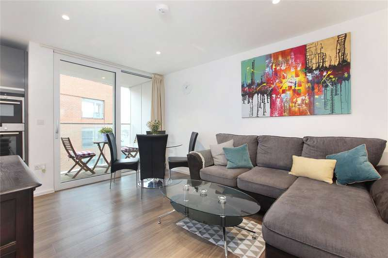 2 Bedrooms Apartment Flat for sale in Aurora Apartments, 10 Buckhold Road, Wandsworth, London, SW18