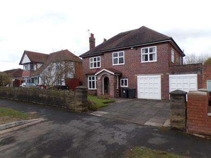 5 Bedrooms Detached House for sale in Greenland Road, Selly Park, Birmingham, West Midlands