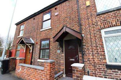 2 Bedrooms Terraced House for sale in Wilmslow Road, Cheadle, Cheshire