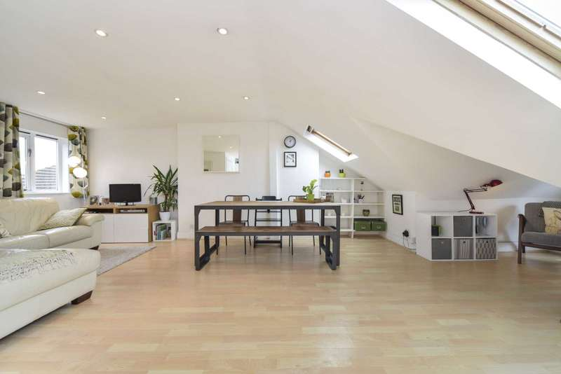 1 Bedroom Flat for sale in Croxted Road, Herne Hill