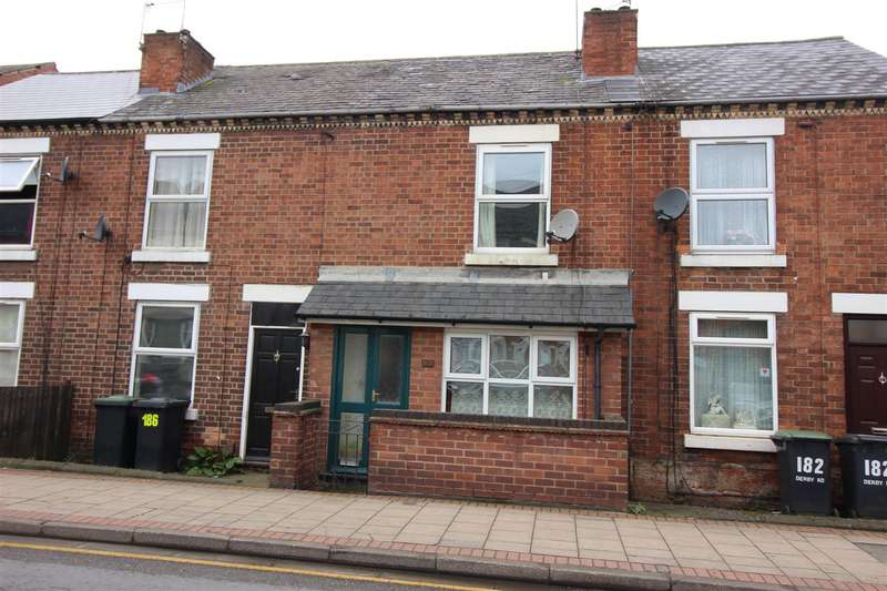 2 Bedrooms Terraced House for sale in Derby Road, Stapleford, Nottingham