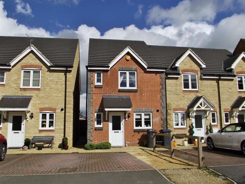 3 Bedrooms End Of Terrace House for sale in The Gardens, Calne