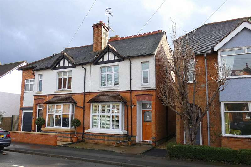 3 Bedrooms Semi Detached House for sale in Vincent Avenue, Stratford Upon Avon