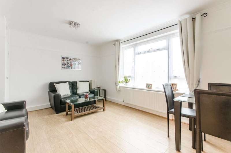 1 Bedroom Flat for sale in Alexandra Grove, North Finchley, N12