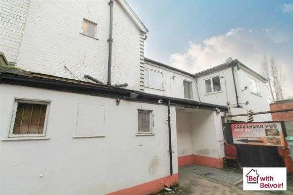 5 Bedrooms Flat for sale in Dudley Road, Wolverhampton