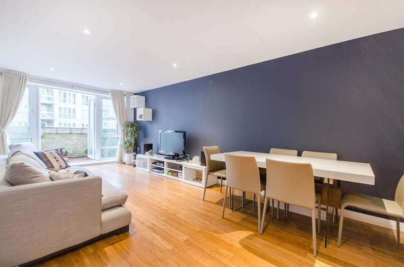 1 Bedroom Flat for sale in St Davids Square, Isle Of Dogs, E14