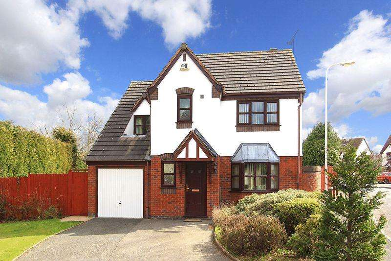 3 Bedrooms Detached House for sale in BRADMORE, Lutley Close