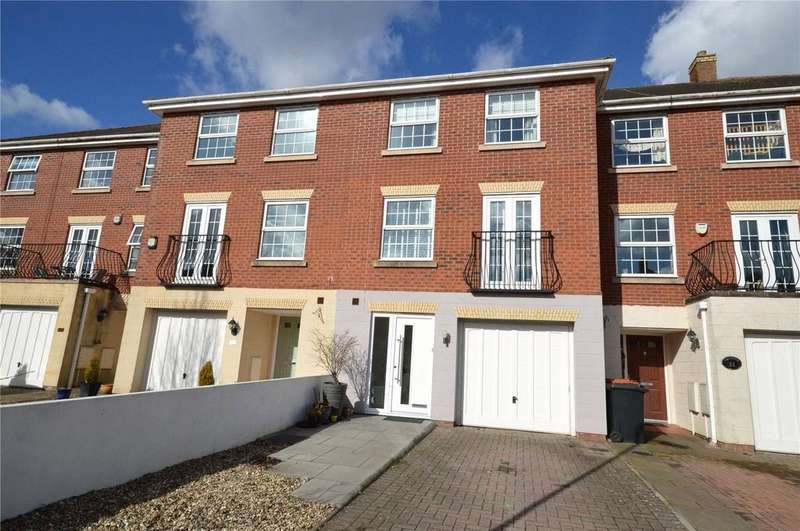 4 Bedrooms Terraced House for sale in Cambrian Drive, Marshfield, Cardiff, CF3