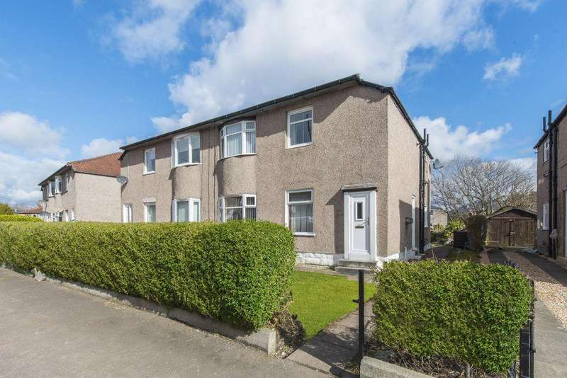 2 Bedrooms Flat for sale in 363 Castlemilk Road, Croftfoot, Glasgow, G44 5PN