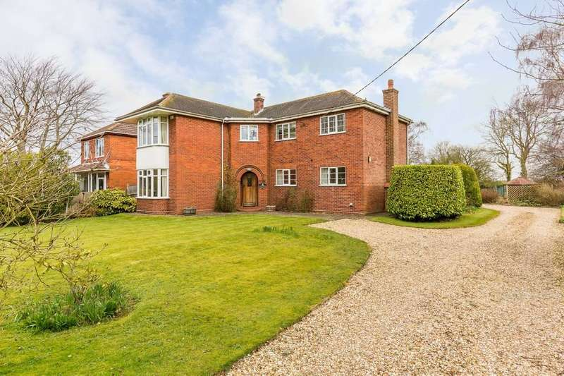 4 Bedrooms Detached House for sale in Ryland Road, Dunholme, Lincoln
