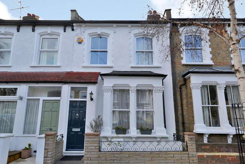 4 Bedrooms Terraced House for sale in Ayrsome Road, London