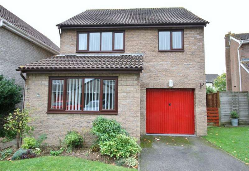 4 Bedrooms Detached House for sale in Nailsea, North Somerset, BS48