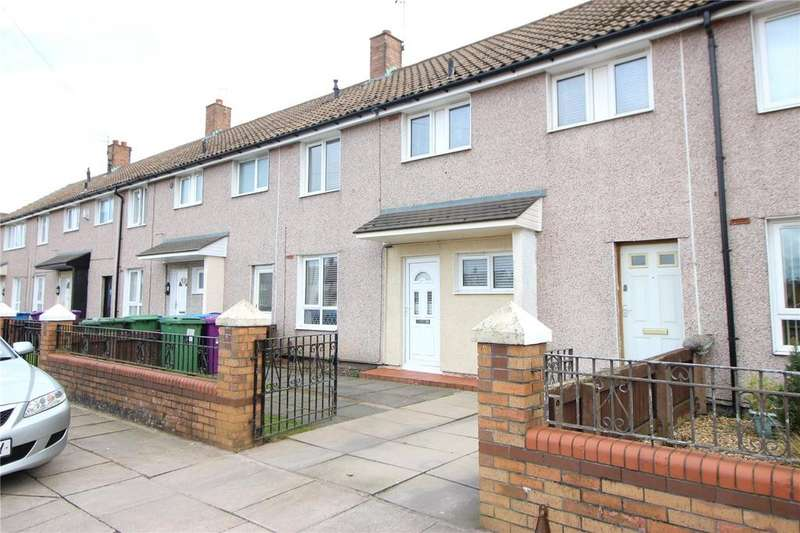 3 Bedrooms House for sale in Newdown Road, Liverpool, Merseyside, L11